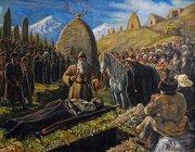 Погребальная обрядность: пережиток прошлого или форма сохранения традиций