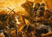 Новые факты военной организации предков осетин