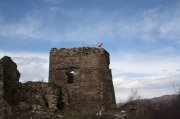 Ачабетский замок как часть туристического ландшафта