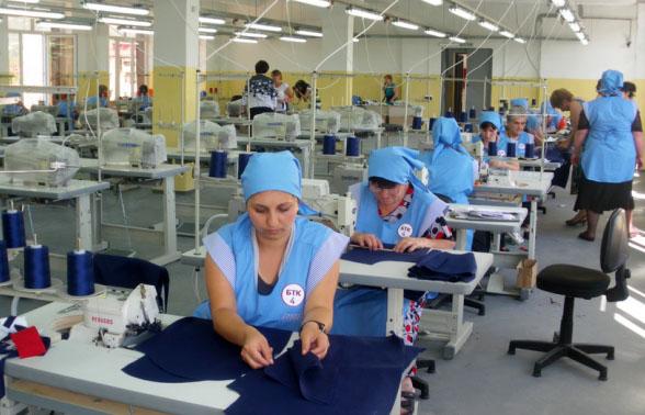 Бизнес план швейного производство