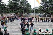 Фоторепортаж с церемонии поднятия Государственного флага (часть II)