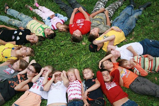 Фото школьники на отдыхе фото 434-385