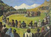 Когда состоится съезд осетинского народа?
