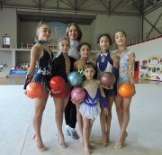 Юные грации Южной Осетии или гимнастика – это на всю жизнь