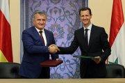 Сирия – далекая и близкая или знаковое событие на внешнеполитическом направлении