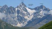 О пике Алания, самой высокой точке РЮО, Атарбеге Тедееве, Бала и 40 разбойниках, перспективах горного туризма и сборах спортсменов