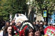 Цхинвал простился с защитником Отечества Иналом Джабиевым (фоторепортаж)