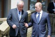 В ожидании встречи Путин – Тибилов