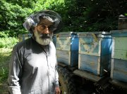 Пчеловодство на колесах