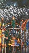 Народный эпос «Сказания о нартах» в ракурсе хроники контактов с внеземными цивилизациями