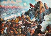 «Защита Кехвской крепости в 1905 году» как продолжение карательных экспедиций XIX века