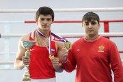 Гурам Гагиев: «Мечтаю стать чемпионом мира и Олимпийских игр»