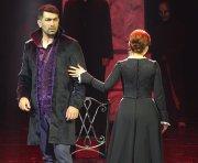 «Дон Жуан» на сцене Юго-Осетинского Госдрамтеатра (фото А. Кочиева)